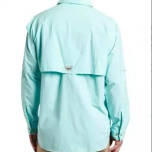 Camisa Columbia Bahama Ii Manga Larga